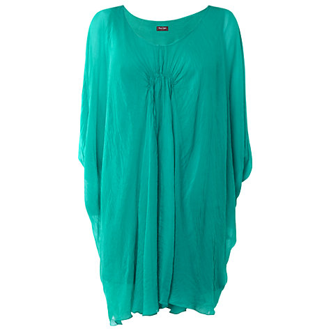 Buy Phase Eight Tope Longline Tunic Dress, Jade Online at johnlewis.com