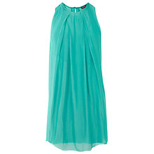 Buy Phase Eight Jessa Silk Dress, Jade Online at johnlewis.com