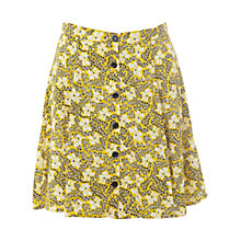 Buy Miss Selfridge Squiggle Printed Mini Skirt, Assorted Online at johnlewis.com