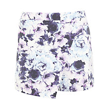 Buy Miss Selfridge Co/Ord Print Wrap Skort, Assorted Online at johnlewis.com