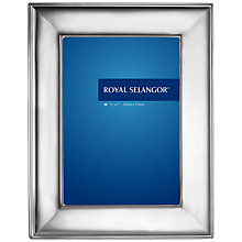 Buy Royal Selangor Classic Madison Photo Frame Online at johnlewis.com
