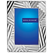 Buy Royal Selangor Mirage Dagobert Frame Online at johnlewis.com