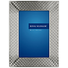 Buy Royal Selangor Mirage Wave Frame Online at johnlewis.com