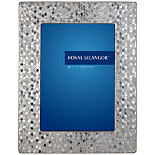 Buy Royal Selangor Mirage Honeycombe Frame Online at johnlewis.com