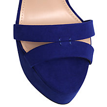 Buy Miss KG Echo Suede Sandals Online at johnlewis.com