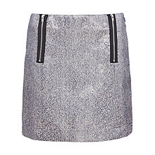 Buy Sugarhill Boutique Betsy Skirt, Navy/Peach Online at johnlewis.com