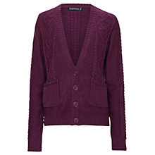 Buy Sugarhill Boutique Mimi Cardi, Wine Online at johnlewis.com