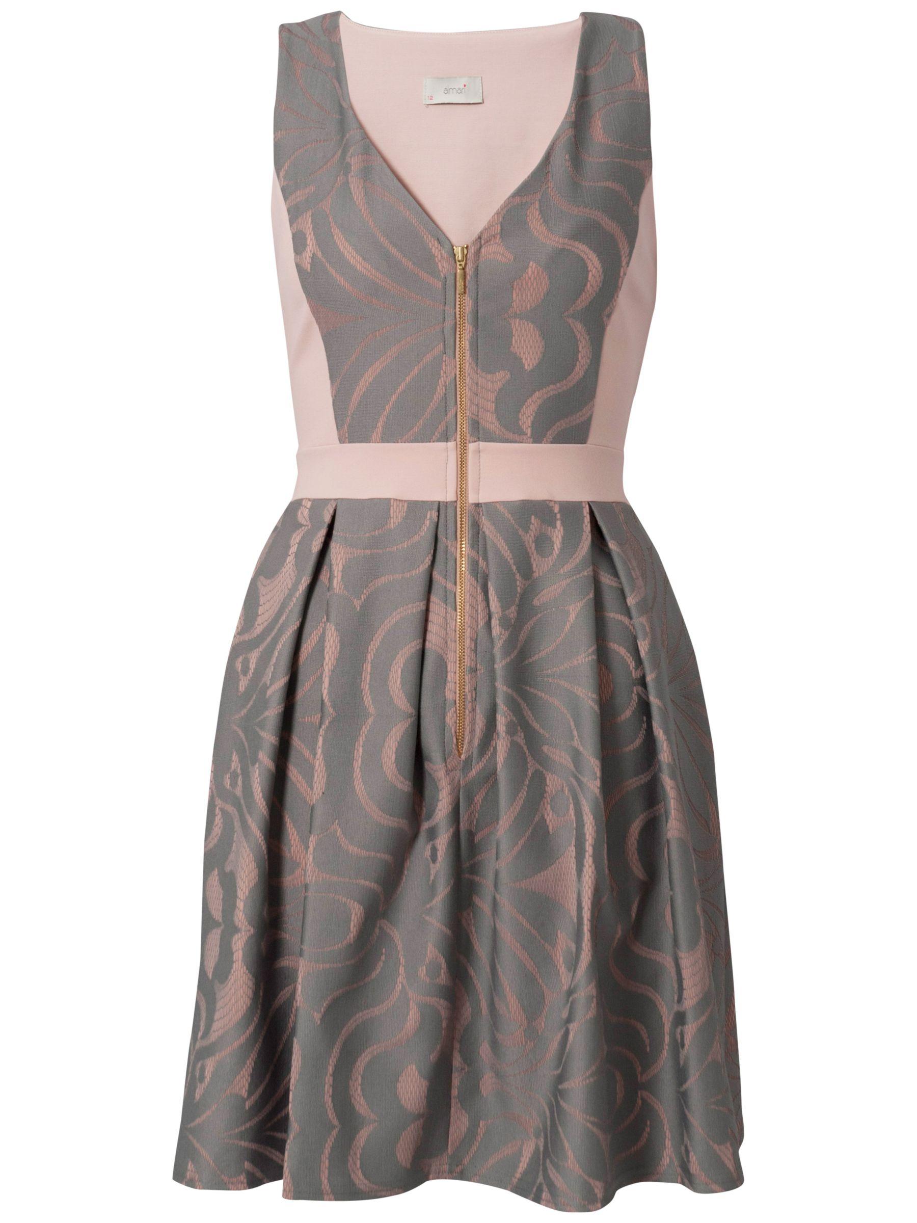 almari bonded lace dress pale pink, almari, bonded, lace, dress, pale, pink, 10 8 12 14, women, womens dresses, 1595174