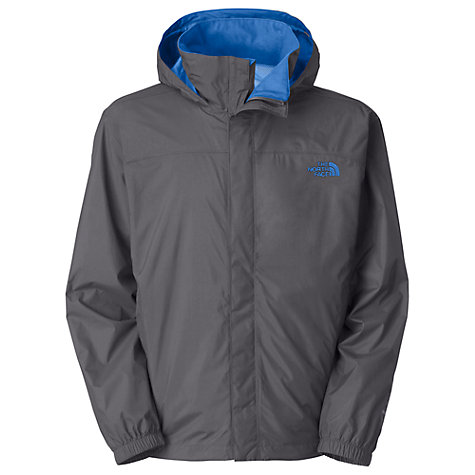 Buy The North Face Resolve Jacket, Grey Online at johnlewis.com