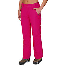 Buy The North Face Women's Rosa Ski Pants, Pink Online at johnlewis.com
