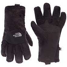 Buy The North Face Denali Thermal Gloves, Black Online at johnlewis.com