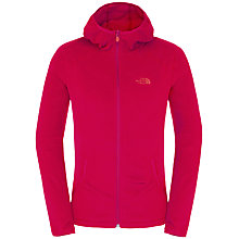 Buy The North Face Women's 100 Long Sleeve Masonic Fleece Hoodie Online at johnlewis.com