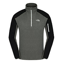 Buy The North Face Glacier 100 1/4 Zip Fleece Online at johnlewis.com