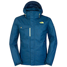 Buy The North Face Hickory Pass Jacket, Cosmic Blue Online at johnlewis.com