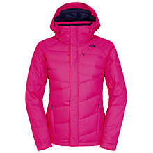 Buy The North Face Heavenly Down Jacket, Pink Online at johnlewis.com