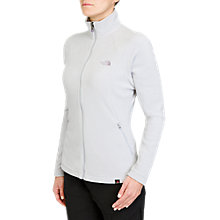 Buy The North Face Women's 100 Glacier Full Zip Fleece Jacket Online at johnlewis.com