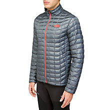 Buy The North Face Thermoball Jacket, Grey Online at johnlewis.com