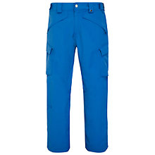 Buy The North Face Slasher Cargo Ski Trousers, Blue Online at johnlewis.com