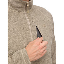 Buy The North Face Men's Gordon Lyons 1/4 Zip Pullover Fleece Online at johnlewis.com