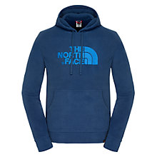 Buy The North Face Drew Peak Hoodie, Blue Online at johnlewis.com