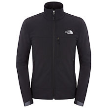 Buy The North Face Apex Bionic Full Zip Jacket, Black Online at johnlewis.com