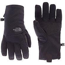 Buy The North Face Women's Apex+ Etip Gloves, TNF Black Online at johnlewis.com