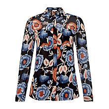 Buy Somerset by Alice Temperley Pocket Floral Shirt, Multi Online at johnlewis.com
