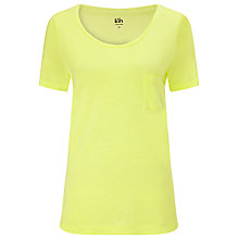 Buy Kin by John Lewis Pocket T-Shirt, Lime Online at johnlewis.com