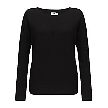 Buy Kin by John Lewis Rib Stitch Jumper Online at johnlewis.com