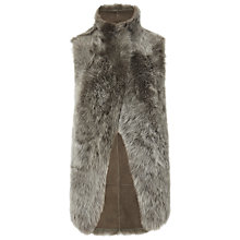 Buy Whistles Sheepskin Gilet Online at johnlewis.com