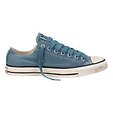 Buy Converse Chuck Taylor All Star Trainers, Aero Blue Online at johnlewis.com