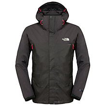 Buy The North Face Observatory Waterproof Jacket, Black Online at johnlewis.com