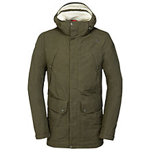 Buy The North Face Katavi Trench Coat, Khaki Green Online at johnlewis.com
