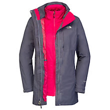 Buy The North Face Solaris Triclimate Jacket Online at johnlewis.com
