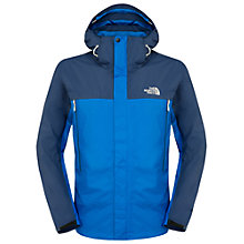 Buy The North Face Observatory Waterproof Jacket, Blue Online at johnlewis.com