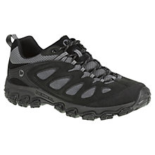 Buy Merrell Pulsate Men's Shoes, Black Online at johnlewis.com