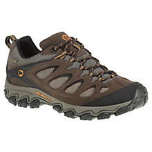 Buy Merrell Pulsate Men's Waterproof Walking Shoes, Brown Online at johnlewis.com