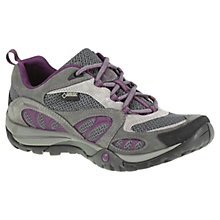 Buy Merrell Women's Azura Suede Hiking Shoes, Castle Rock/Purple Online at johnlewis.com