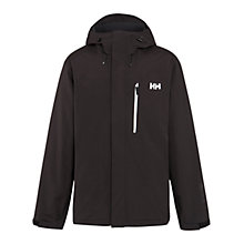 Buy Helly Hansen Stanley Park H2Flow Jacket, Black Online at johnlewis.com