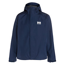 Buy Helly Hansen Seven J Shell Jacket, Navy Online at johnlewis.com