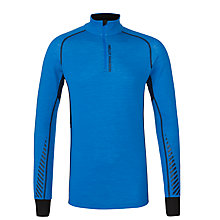 Buy Helly Hansen Men's Warm Flow High Neck Half-Zip Base Layer Top Online at johnlewis.com