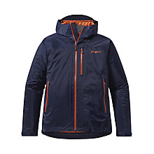 Buy Patagonia Insulated Torrentshell Jacket, Classic Navy/Copper Online at johnlewis.com