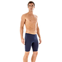 Buy Speedo Endurance+ Jammer Swim Shorts, Navy Online at johnlewis.com