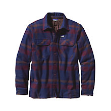 Buy Patagonia Fjord Insulated Flannel Jacket Online at johnlewis.com