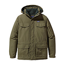 Buy Patagonia Isthmus Parka Jacket Online at johnlewis.com