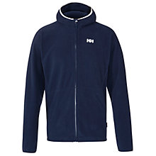 Buy Helly Hansen Daybreaker Fleece Hoodie, Blue Online at johnlewis.com