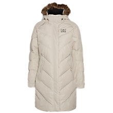 Buy Helly Hansen Women's Aden Puffy Parka Jacket Online at johnlewis.com