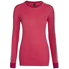 Buy Helly Hansen Women's Dry O-Neck Base Layer Top Online at johnlewis.com