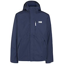 Buy Helly Hansen Squamish CIS Waterproof Jacket, Navy Online at johnlewis.com