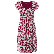 Buy White Stuff Go Muse Dress, Magenta Go Online at johnlewis.com